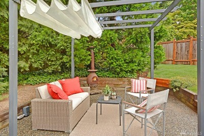 Kirkland Single Family Home For Sale: 12426 NE 136th Place