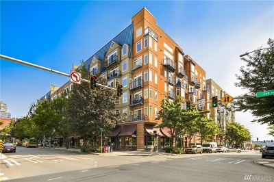 Condo/Townhouse Sold: 2415 2nd Ave #729