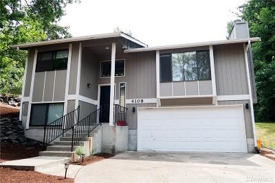 Tacoma Single Family Home For Sale: 4108 59th St Ct E
