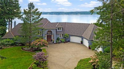 Gig Harbor Single Family Home For Sale: 3016 115th Ave NW