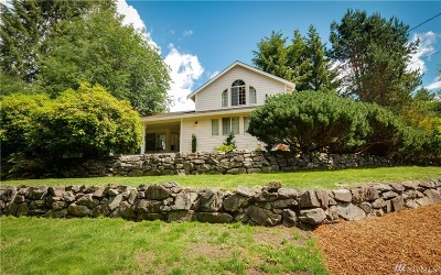 Gig Harbor Single Family Home For Sale: 5321 44th St NW