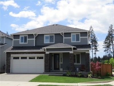 Gig Harbor Single Family Home For Sale: 4260 Pelton Ct