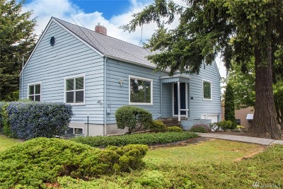 Mount Vernon Single Family Home For Sale: 408 E Division St