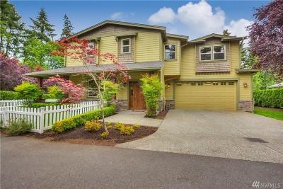 Kirkland Single Family Home For Sale: 331 15th Ave