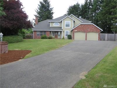 Tumwater Single Family Home For Sale: 819 Harvest Dr SE