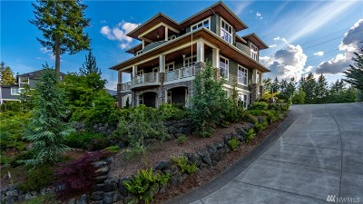 Lake Tapps WA Single Family Home For Sale: $999,950
