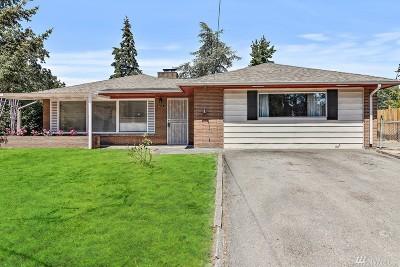 Lakewood Single Family Home For Sale: 6819 Steilacoom Blvd SW