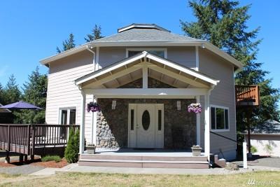 Shelton Single Family Home Pending: 241 SE Alder Rd