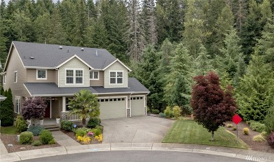 Bonney Lake Single Family Home For Sale: 12417 182nd Ave E