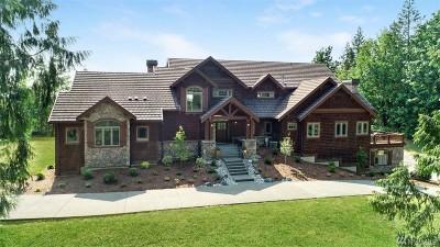Carnation Single Family Home For Sale: 32623 NE 8th St