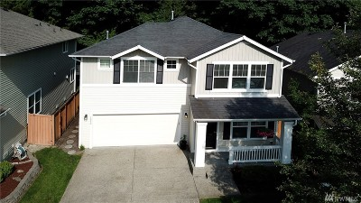 North Bend, Snoqualmie Single Family Home For Sale: 7030 Allman Ave SE