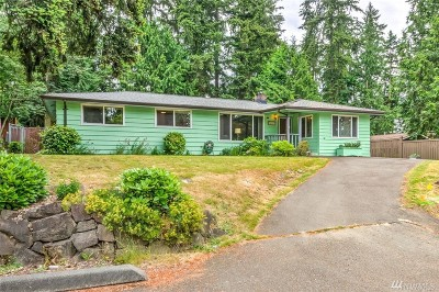 Bothell Single Family Home For Sale: 24217 4th Place W
