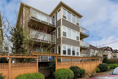 Condo/Townhouse Sold: 2413 NW 59th #202