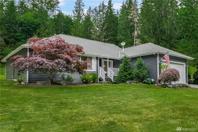 Snohomish Single Family Home For Sale: 19200 Fales Rd