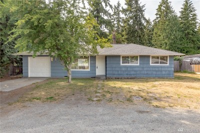 Federal Way Single Family Home For Sale: 30627 12th Place SW