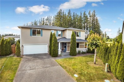 Monroe Single Family Home For Sale: 15030 223rd Dr SE