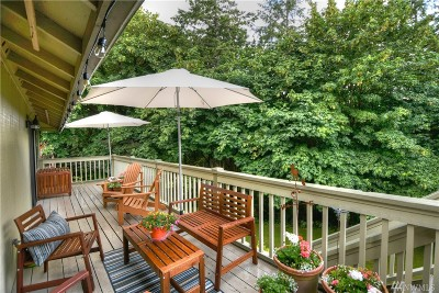 Tumwater Single Family Home For Sale: 3127 Dellrose Rd SW