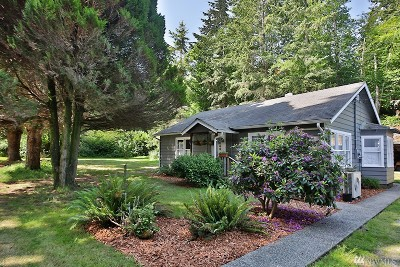 Langley Single Family Home Sold: 843 Decker Ave