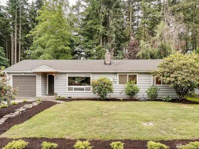 Shoreline Single Family Home For Sale: 831 NE 194th St