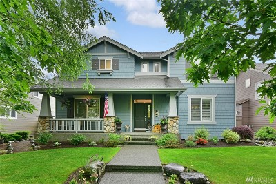 Snoqualmie Single Family Home For Sale: 7247 Fairway Ave SE