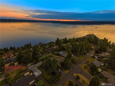 Burien Single Family Home For Sale: 2853 SW 169th St
