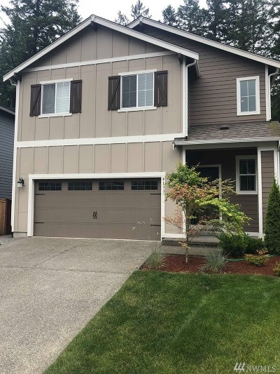 Lacey Single Family Home For Sale: 4133 Cameron Lane NE