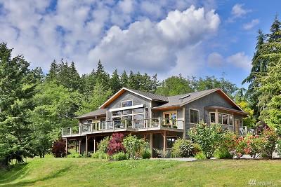 Freeland Single Family Home For Sale: 4636 E Harbor Rd