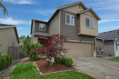 Graham WA Single Family Home For Sale: $339,900