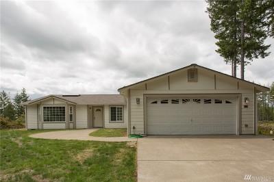 Mason County Single Family Home Pending: 111 E Huckleberry Ct