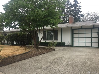 Olympia Single Family Home For Sale: 8504 Quinault Dr NE