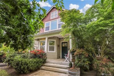 Bainbridge Island Condo/Townhouse For Sale: 341 Shepard Wy NW