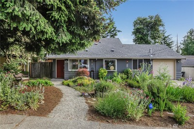 Seattle Single Family Home For Sale: 1411 SW Myrtle St