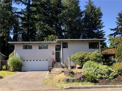 Bothell Single Family Home For Sale: 15235 108th Place NE