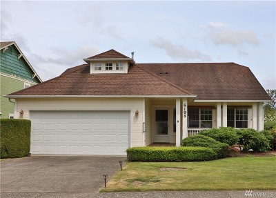 Ferndale Single Family Home For Sale: 6188 Lincoln Dr