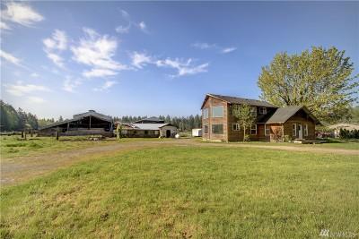 Ferndale Single Family Home For Sale: 2161 Zell Rd