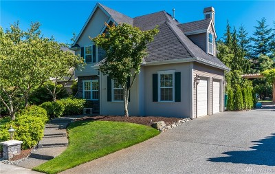 Anacortes WA Single Family Home Pending Inspection: $550,000