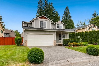 Bothell Single Family Home For Sale: 18712 2nd Place W