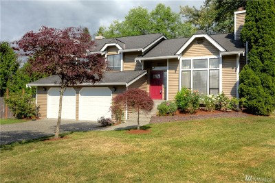 Bothell Single Family Home For Sale: 23529 22nd Ave SE