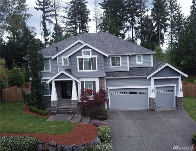 Woodinville Single Family Home For Sale: 21629 82nd Ave SE