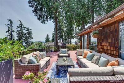 Kirkland Single Family Home For Sale: 8319 NE 110th Place