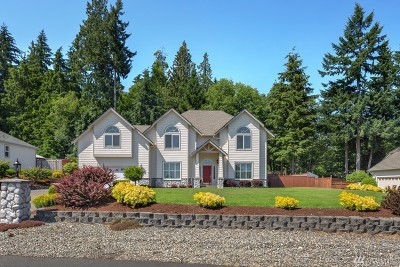 Gig Harbor Single Family Home For Sale: 707 122nd St Ct NW