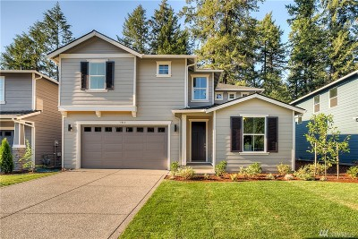 Lakewood Single Family Home For Sale: 7913 116th Street Ct SW #Lot 3