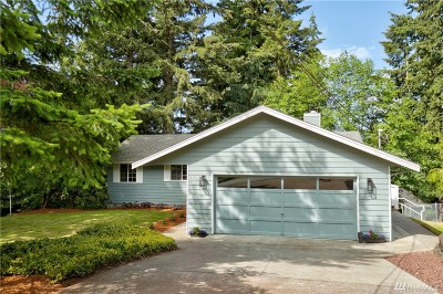 Stanwood Single Family Home For Sale: 17706 64th Dr NW