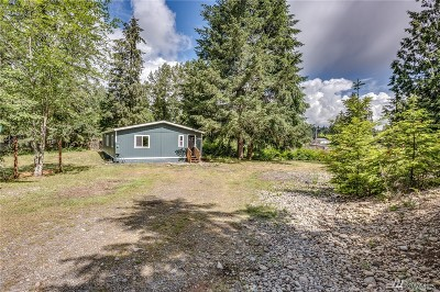 Spanaway Single Family Home For Sale: 3525 253rd St Ct E