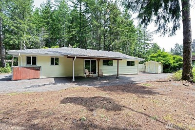 Port Orchard Single Family Home For Sale: 5370 Sunnyslope Rd SW