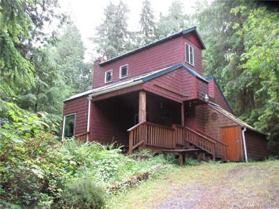 Glacier Single Family Home Sold: 7072 Austin Pass Rd
