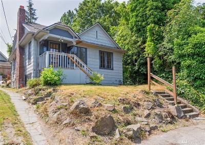 Seattle, Bellevue, Kenmore, Kirkland, Bothell Single Family Home For Sale: 707 NE 60th St