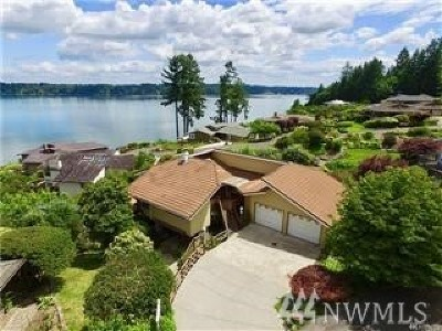 Thurston County Single Family Home For Sale: 3142 Meander Lane NW