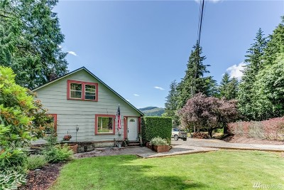 Bellingham WA Single Family Home For Sale: $699,000