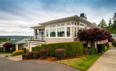 Gig Harbor Condo/Townhouse Contingent: 12218 58th Ave NW